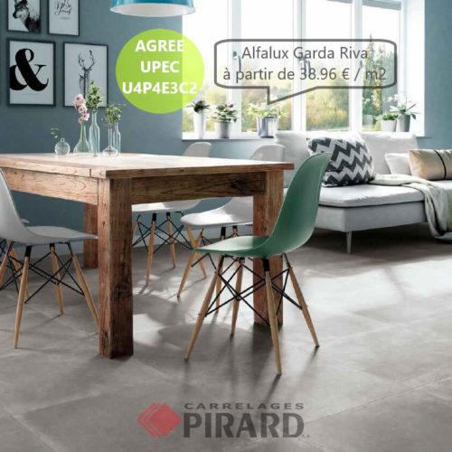 Carrelages Pirard   Alfalux Garda Riva