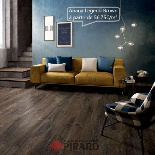 Carrelages Pirard | Ariana Legend Brown