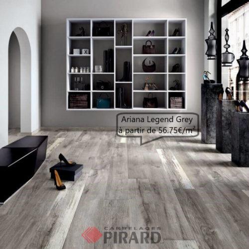 Carrelages Pirard | Ariana Legend Grey