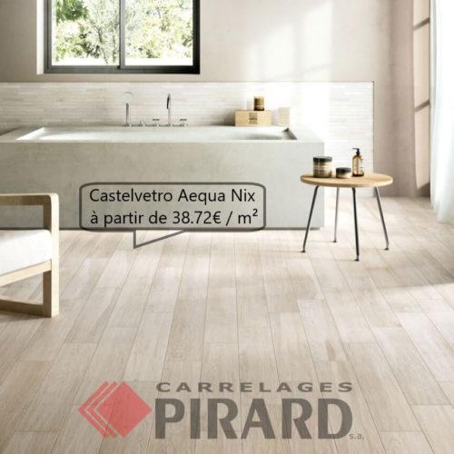 Carrelages Pirard | Castelvetro Aequa