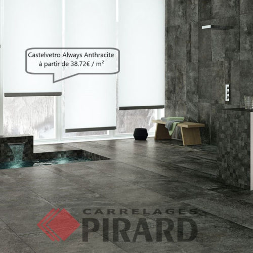 Carrelages Pirard   Castelvetro Always