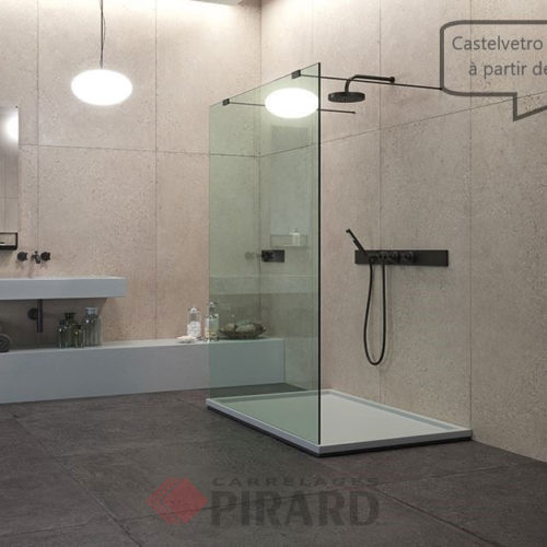 Carrelages Pirard | Castelvetro Konkrete Grigio