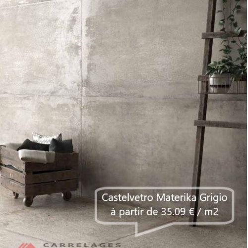 Carrelages Pirard | Castelvetro Materika