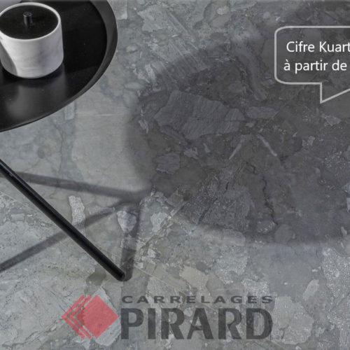 Carrelages Pirard | Cifre Kuartz