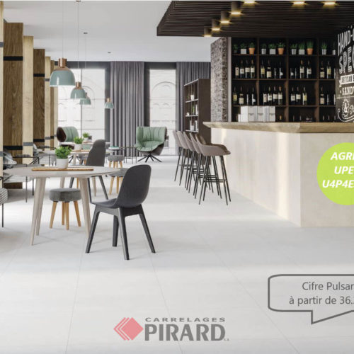 Carrelages Pirard | Cifre Pulsar White