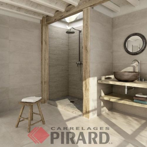 Carrelages Pirard | Grespania Wabi Concrete